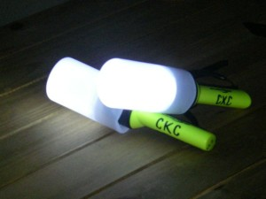 CKC Diffuser Light - On