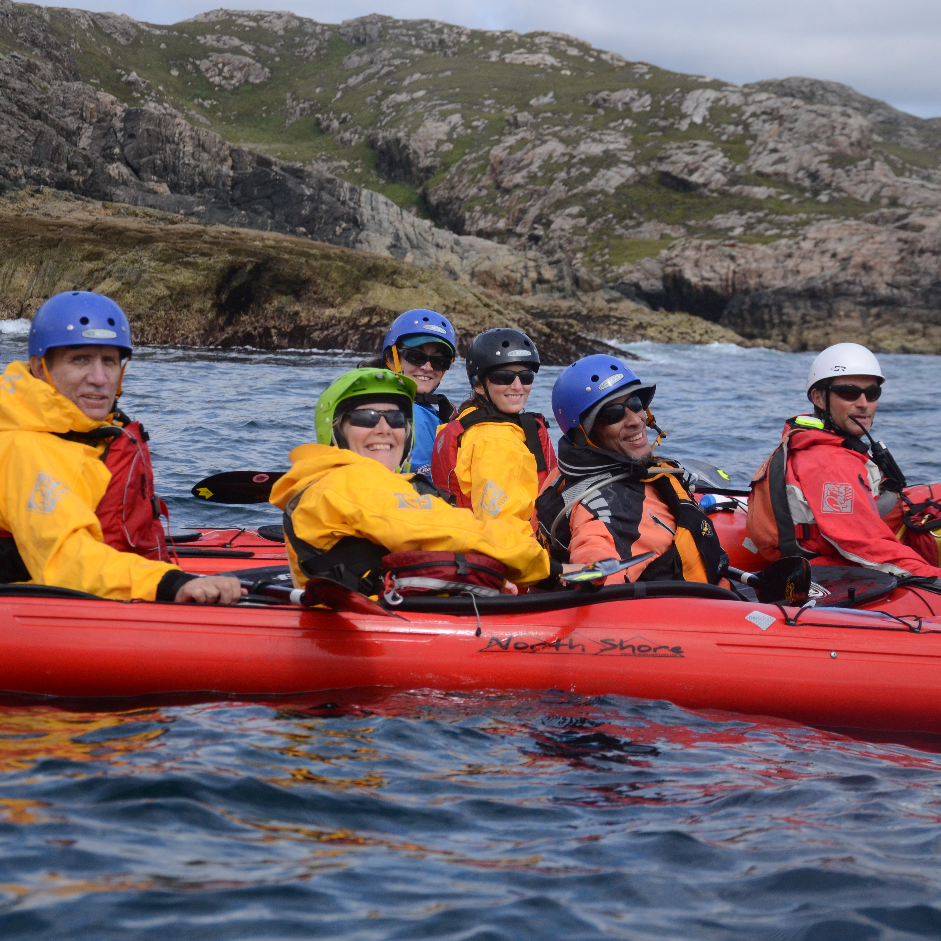 Crossing to Iona
